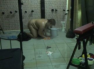 studio allgau frauen die nackt putzen