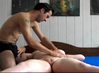 Geile Massage Teil 2